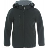 Basic Softshell Jacka junior